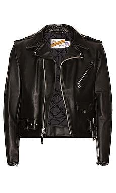 One Star Perfecto Moto Jacket Schott $775
