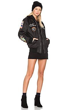 Куртка flight souvenir ma-1 - Schott