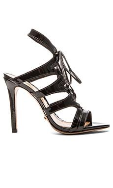 Schutz Dubiana Heel in Black