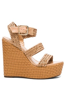 Schutz Eikel Wedge in Lightwood