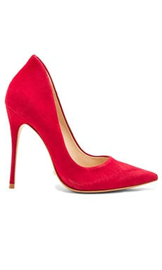 Schutz Kevelin Heel in Red
