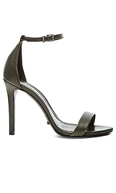 Schutz Cadey Lee Heel in Military Green