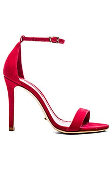 Schutz Cadey Lee Heel in Red