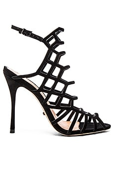 Schutz Juliana Heel in Black