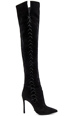 Schutz Dudalina Boot in Black