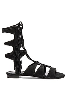 Schutz Sonya Sandal in Black
