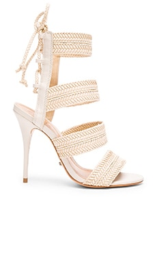Duddy Heel in Off White