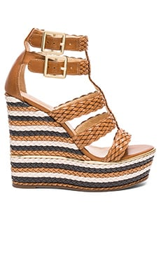 Kaelyn Wedge in Bamboo
