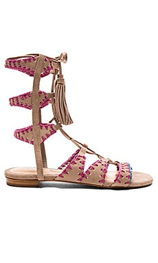 Schutz Willow Sandal in Neutral