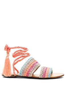 Zendy Sandal in Multi
