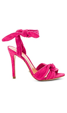 Monia Heel in Rose Pink