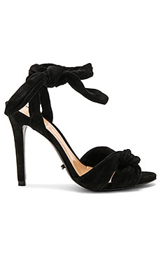 Monia Heel in Black