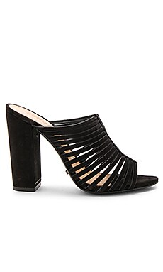 Veronika Heel in Black