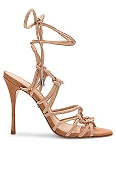 Купить Обувь на каблуке gleyce - Schutz цвет цвет загара