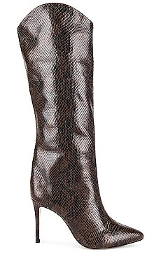 Maryana Snake Boot Schutz $295 NEW