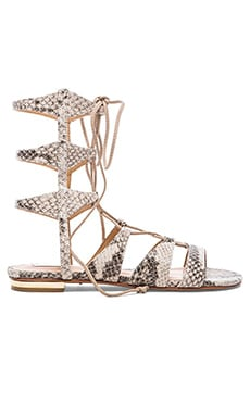 Schutz Erlina Sandal in Natural