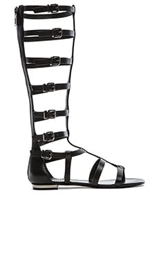 Schutz Cyby Sandal in Black