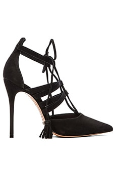 Zora Heel in Black