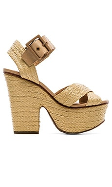 Schutz Eddyth Heel in Natural