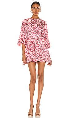 Printed Mini Dress SELMACILEK $405 BEST SELLER