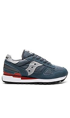 Saucony Shadow Vegan in Slate