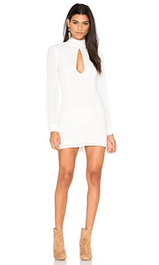 STONE_COLD_FOX Victoria Dress in White