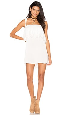STONE_COLD_FOX Muriel Dress in White