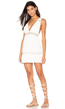 STONE_COLD_FOX Gabriel Dress in White