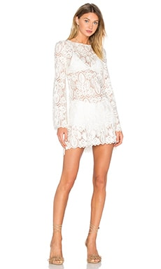 STONE_COLD_FOX Juliet Dress in White