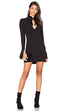 Liu Dress en Noir