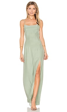 Christy Gown in Sea Green