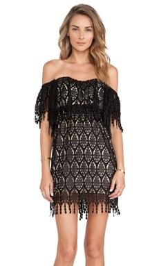 STONE_COLD_FOX Iowa Dress in Black