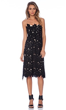 STONE_COLD_FOX Tennessee Dress in Black