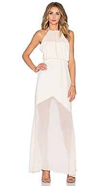 STONE_COLD_FOX Aquarius Gown in Ivory
