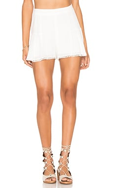 Haight Short in White