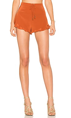 Marina Bloomers in Burnt Orange