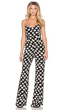 STONE_COLD_FOX Libra Jumpsuit in Stellar Print