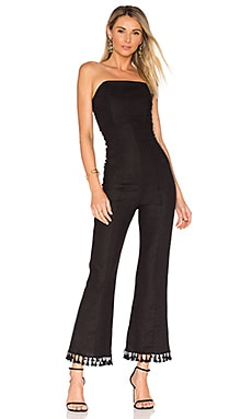 Naples Jumpsuit in Black