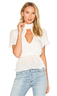 Florence Blouse in White