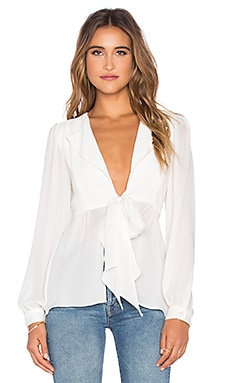 Fate Blouse en Blanc