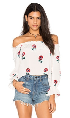 Koshi Crop Top