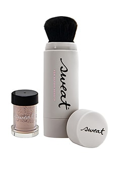 Mineral Foundation SPF 30 Twist-Brush Sweat Cosmetics $42 BEST SELLER
