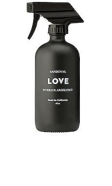 Love Interior Aromatic Room Spray SANDOVAL $46