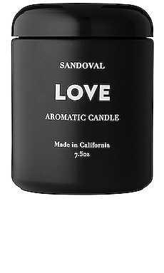 Love Aromatic Candle SANDOVAL $60