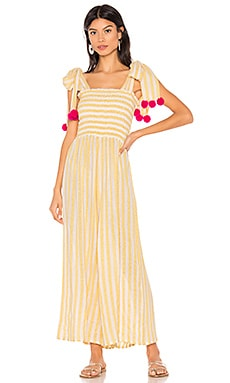 Pippa Jumpsuit Sundress $156