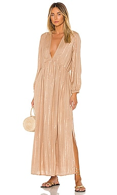 ROBE MAXI CHICAGO Sundress $161 BEST SELLER