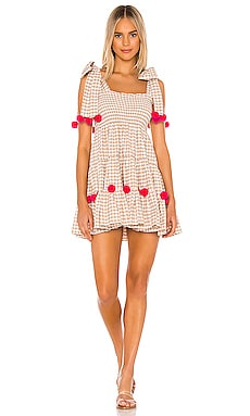 Pippa Mini Dress Sundress $141