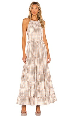 МАКСИ ПЛАТЬЕ NEPTUNE Sundress $147