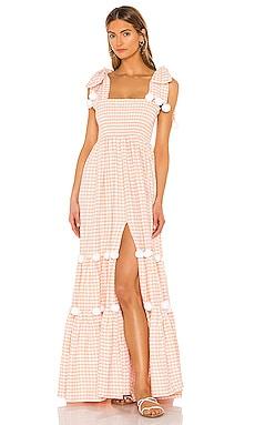 Pippa Long Dress Sundress $163