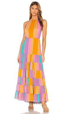 ROBE MAXI NEPTUNE Sundress $111